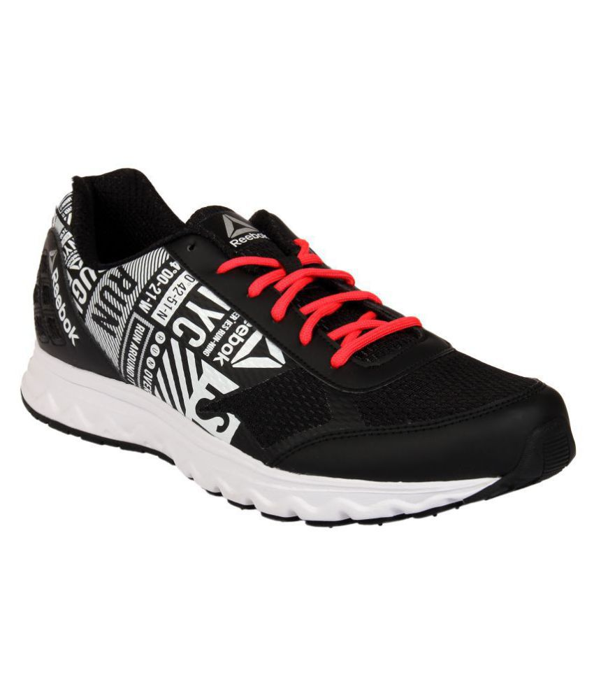 340a59b2d30 Reebok VOYAGER Black Running Shoes - Buy Reebok VOYAGER Black Running Shoes  Online at Best Prices in India on Snapdeal