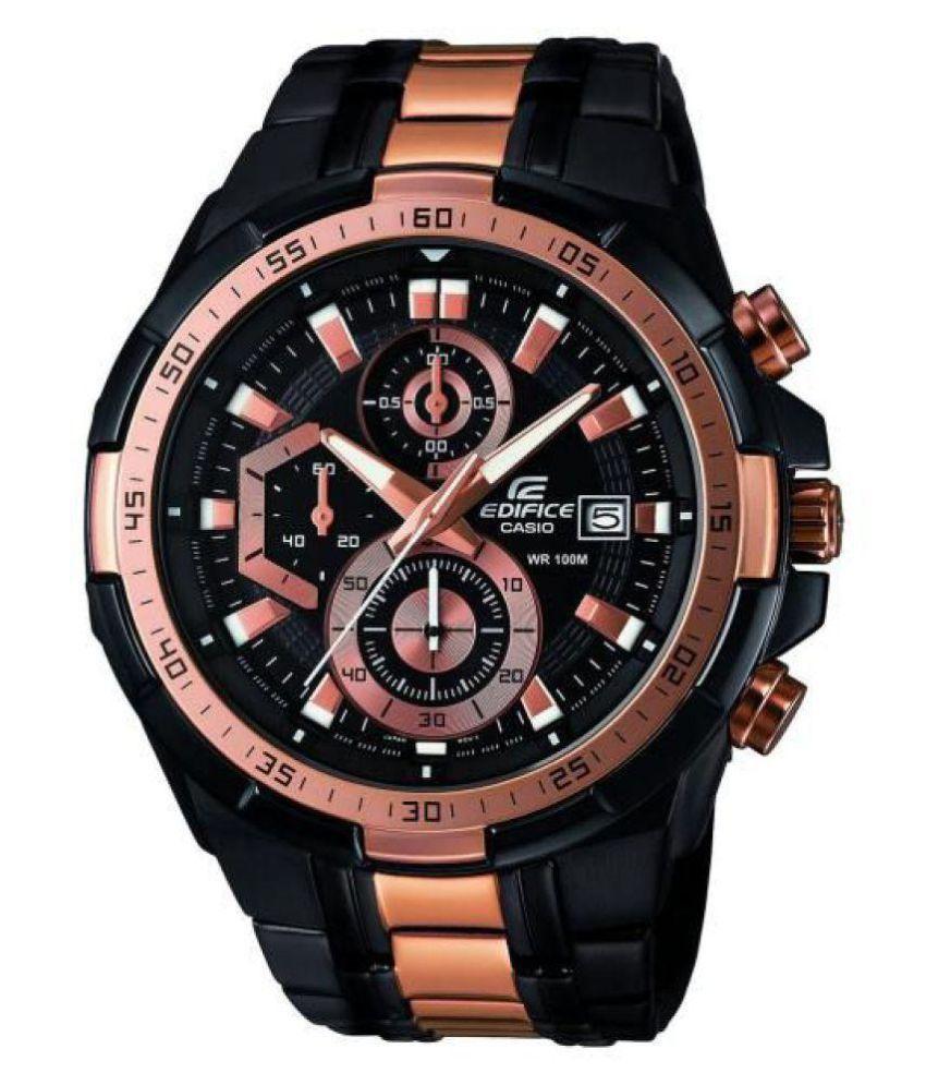 9db9ca96106c Casio edifice casio 5345 EFR-539 Metal Analog Men s Watch - Buy Casio  edifice casio 5345 EFR-539 Metal Analog Men s Watch Online at Best Prices  in India on ...