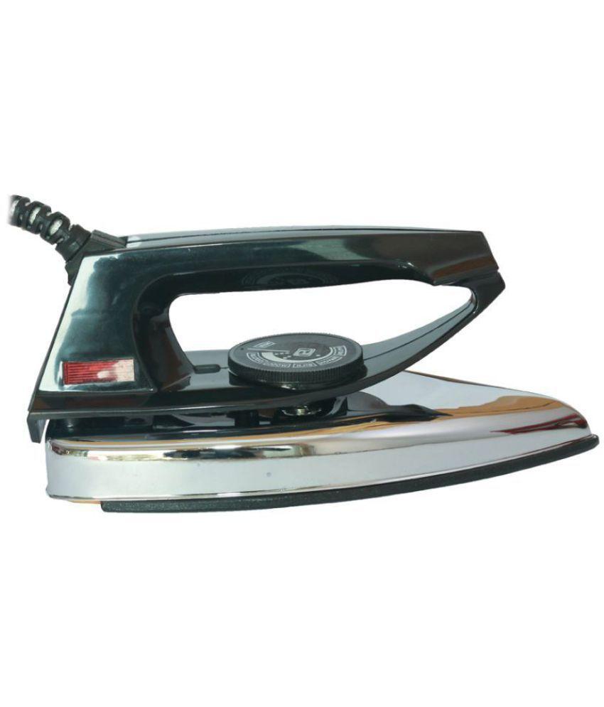 Optimus Gama 750W Dry Iron Black