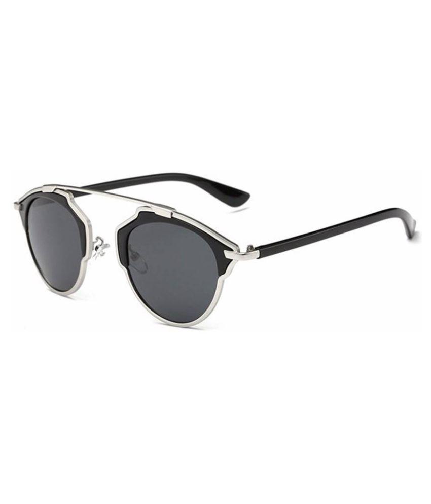 RazMaz Grey Clubmaster Sunglasses ( RZ2166 )