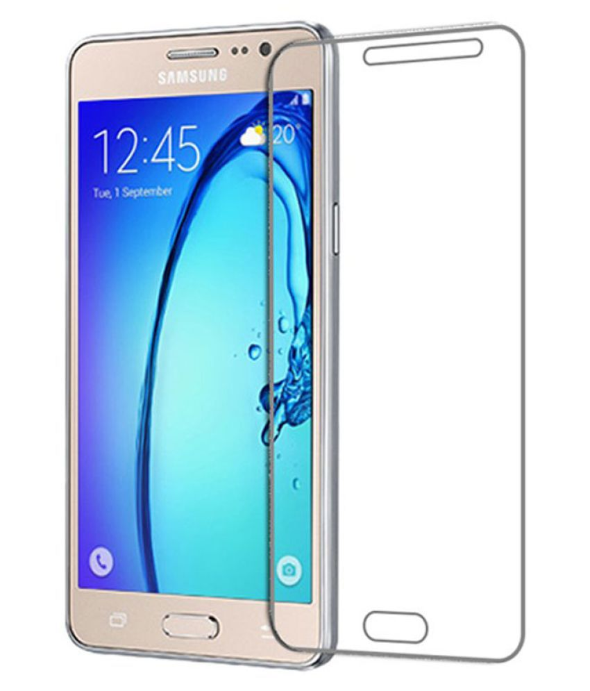 Samsung Galaxy On5 Tempered Glass Screen Guard By Buyday HD Tempered Glass