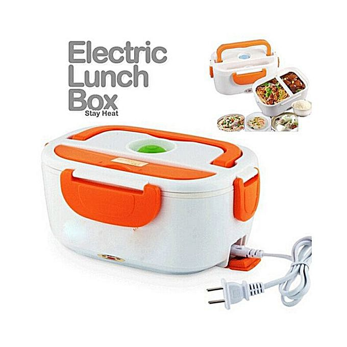 29b99dbf5160 Surya Electric Lunch Box - Assorted Colour