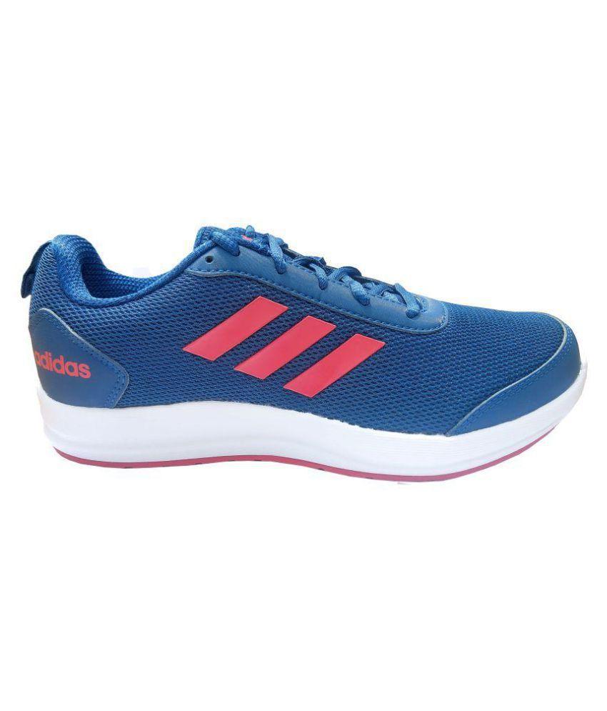 Adidas Yking 2.0 Blue Running Shoes