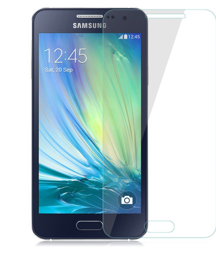 Samsung Galaxy J7 Tempered Glass Screen Guard By Buyday HD Tempered Glass