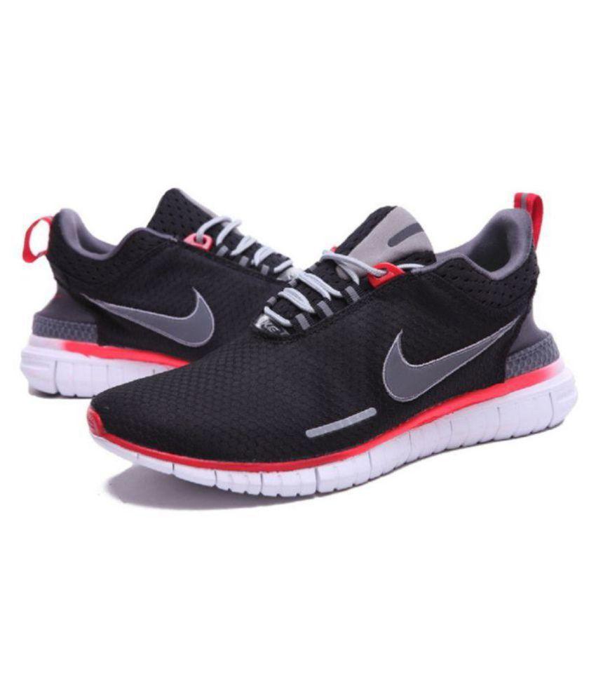 Nike Free OG Breeze Black Running Shoes ...