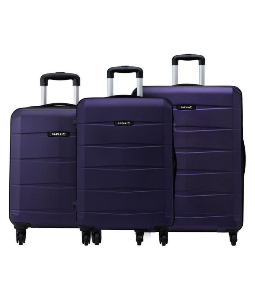Luggage & Suitcases – Minimum 50% Off