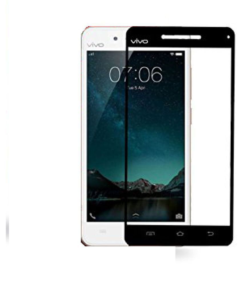 Vivo V3 MAX Tempered Glass Screen Guard By CrackerDeal