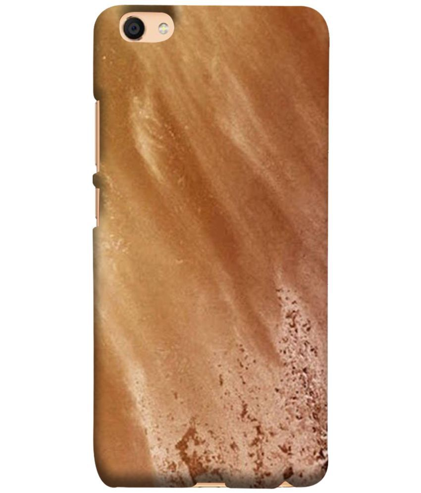 new product 9f214 8c7b4 Vivo V5 3D Back Covers By Attitude