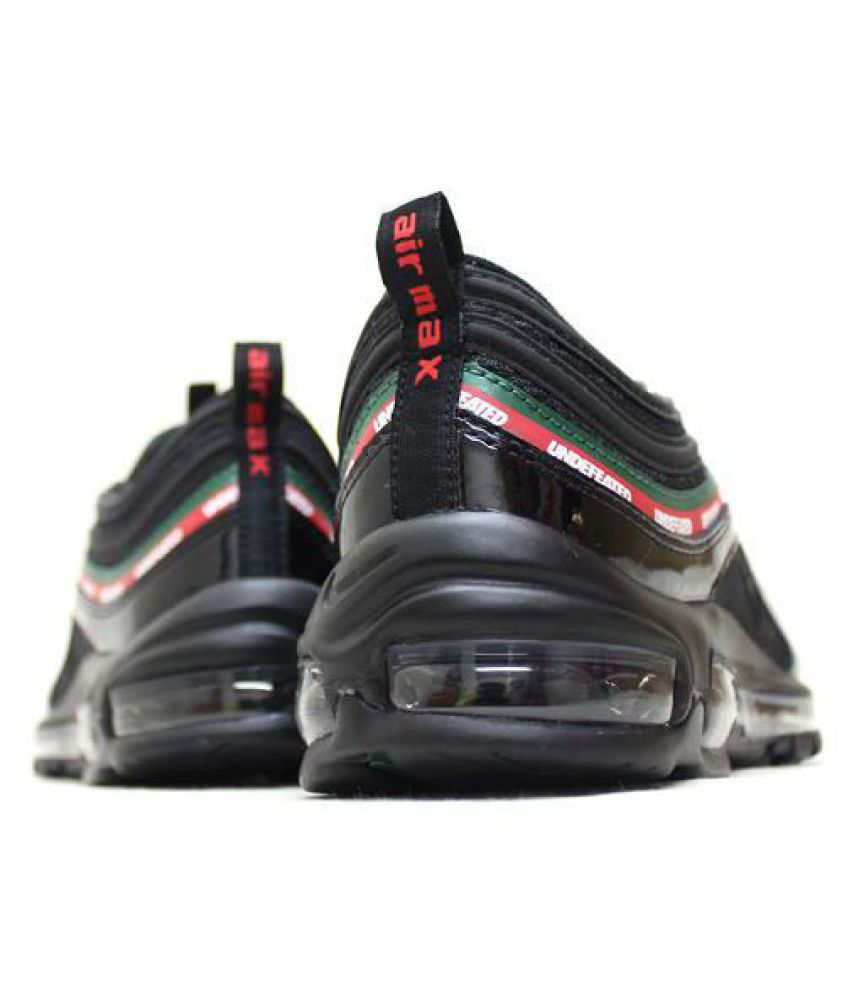 f1e31a569977 ... discount nike air max 97 undefeated black running shoes ad4ce 7cdcd