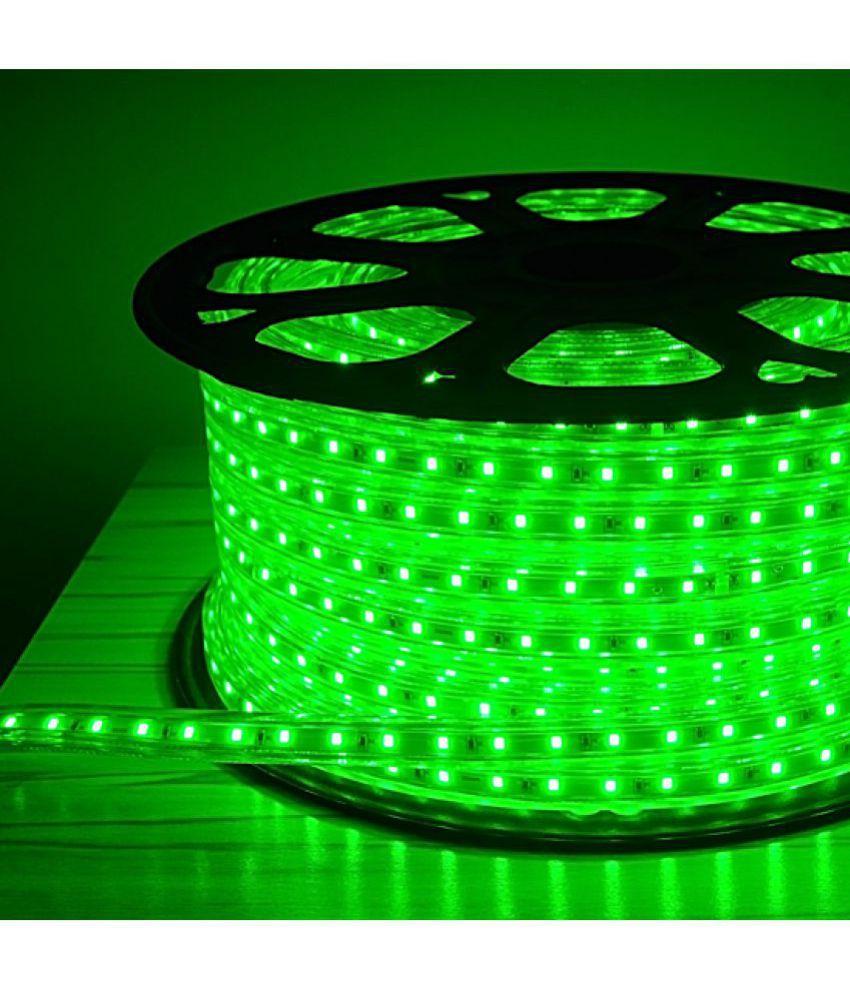 newest ce7da 2f805 Bright Electronics Waterproof LED Rope Light LED Strips Green