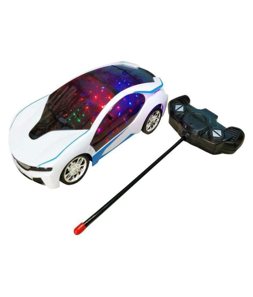 new toy chehar enterprise latest Bmw I8 Electric Chargeable 3D Lightning Remote Control Famous Car  Multicolor latest Bmw I8 Electric Chargeable 3D Li
