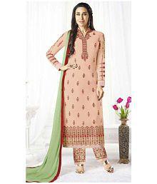 acceb845e2 Georgette Salwar Suits: Buy Georgette Salwar Kameez Online at Low ...