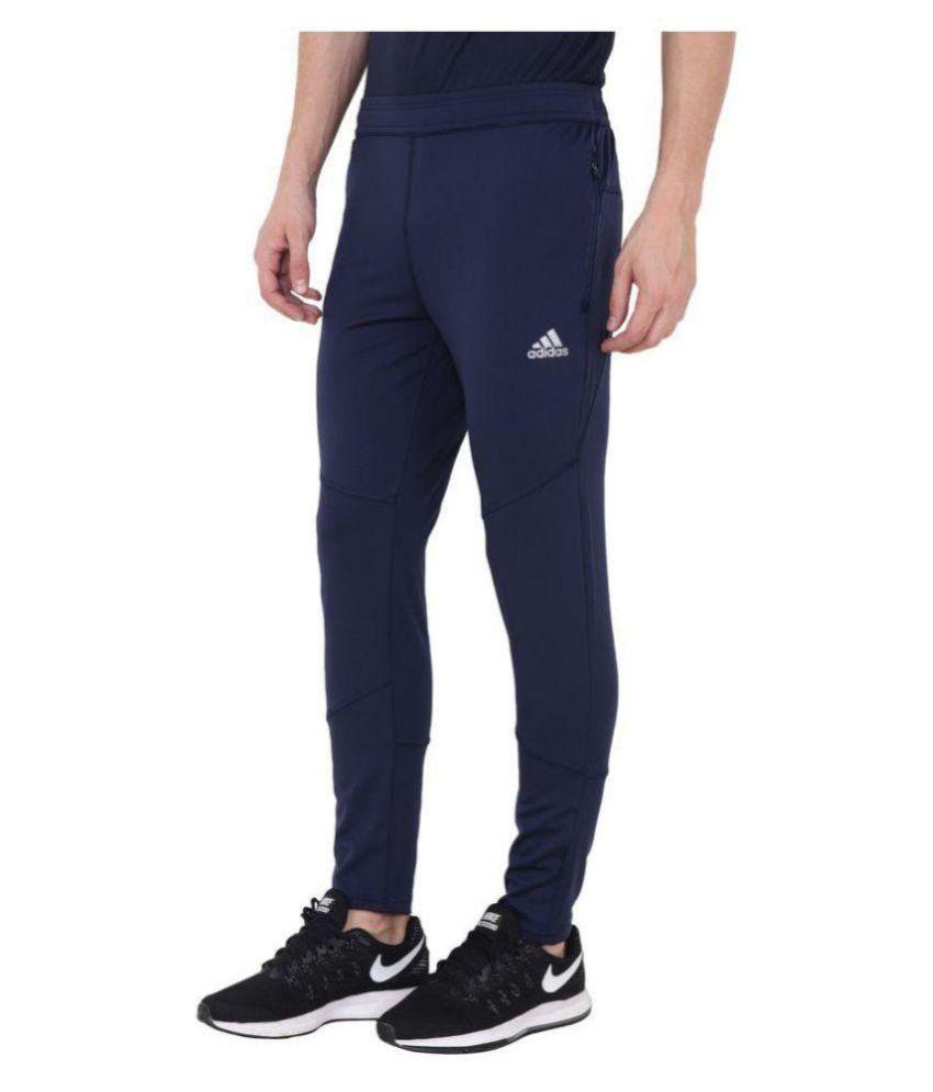 Adidas Navy Sports Footies