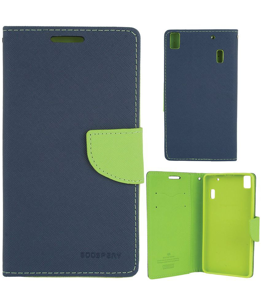Samsung Galaxy S6 Edge Flip Cover by Genstyl - Multi