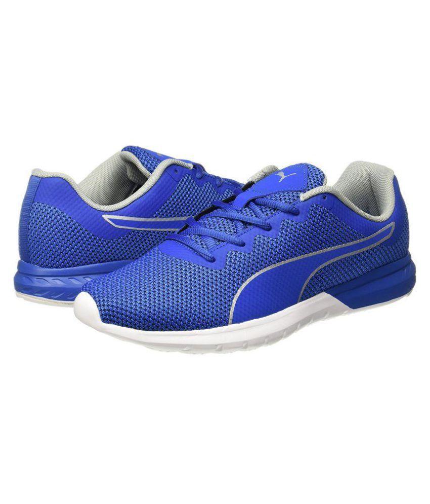 Puma PUMA Vigor IDP Blue Running Shoes - Buy Puma PUMA Vigor IDP ... be2891819