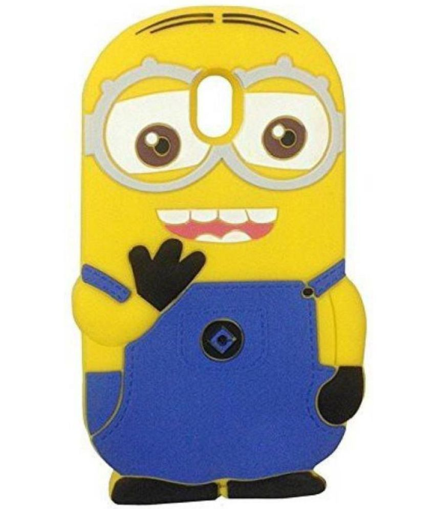 Samsung Galaxy J7 Pro 3D Back Covers By Doyen Creations 3D Minion