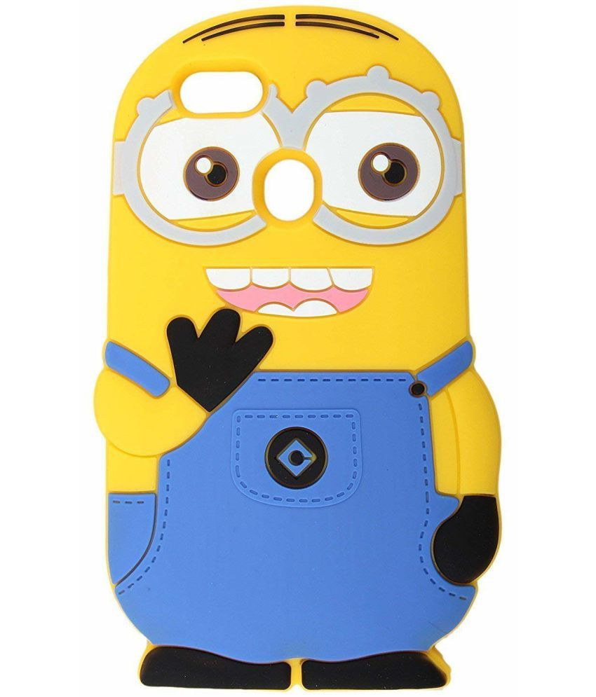 Xiaomi Redmi Y1 3D Back Covers By Kosher Traders 3D Minion