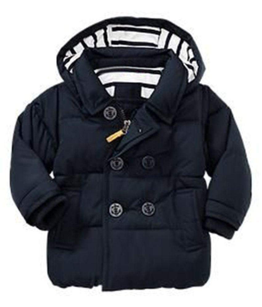Changing Destiny Children's Black warm jacket