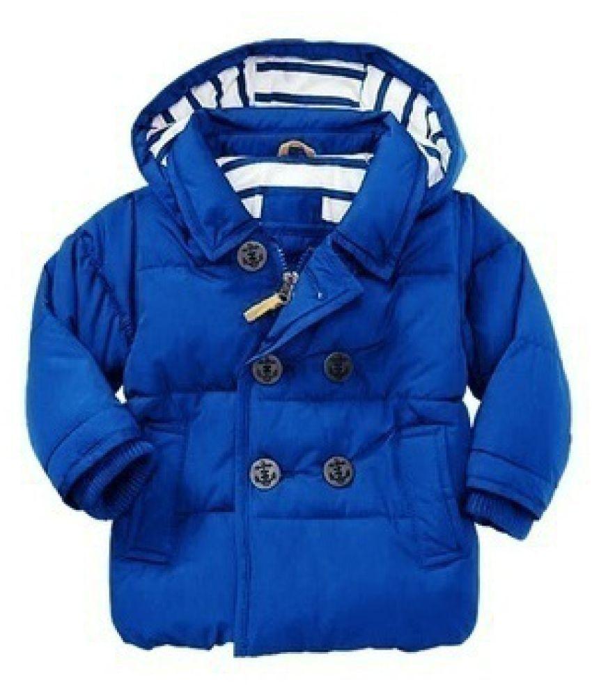 Changing Destiny Children's Blue warm jacket