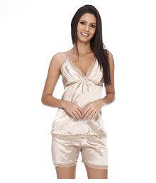 36253e9dd19 Beige Sleepwear  Buy Beige Sleepwear for Women Online at Low Prices ...
