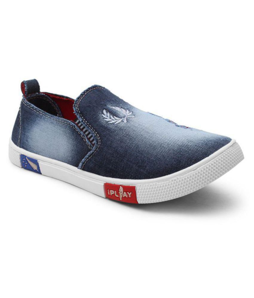 04db44aef76b Adreno I Play Sneakers Navy Casual Shoes - Buy Adreno I Play Sneakers Navy  Casual Shoes Online at Best Prices in India on Snapdeal