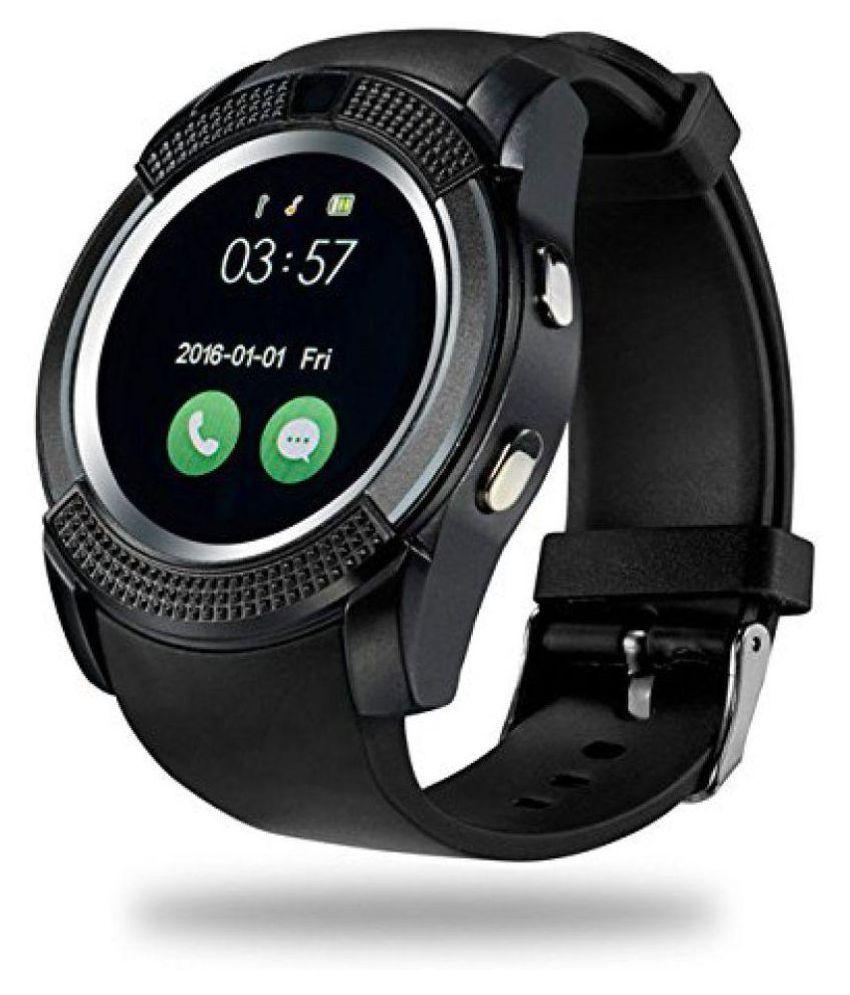 Captcha V8 Smart Watches