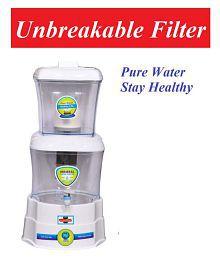 DEAL AQUAGRAND Mineral 10l 10 Ltr Gravity Water Purifier