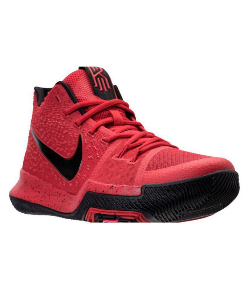 Nike kyrie 3 Red Basketball Shoes ...