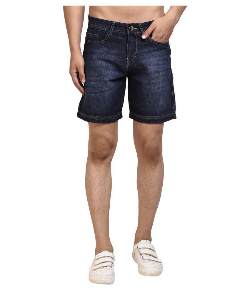 Fever Blue Shorts