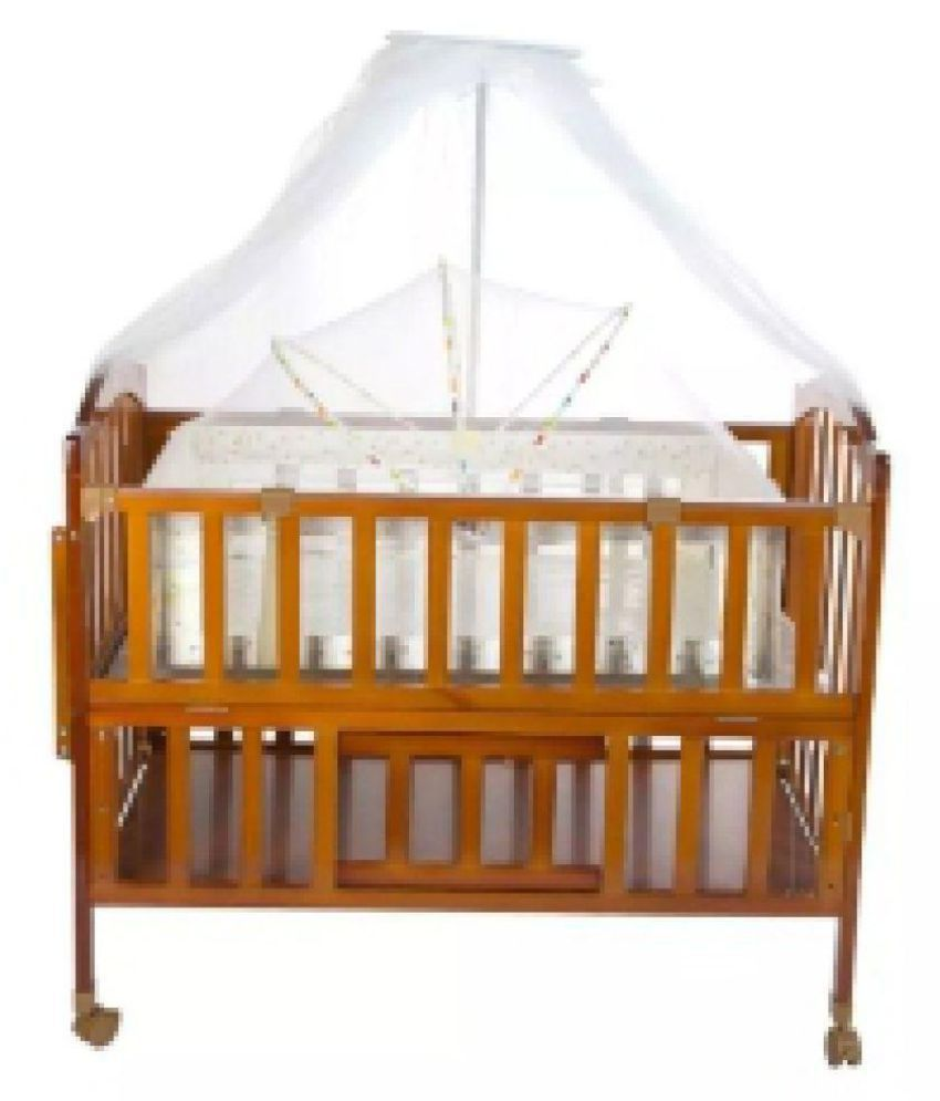 Oh Baby Baby Mee Wooden Cradle SE-JP-43