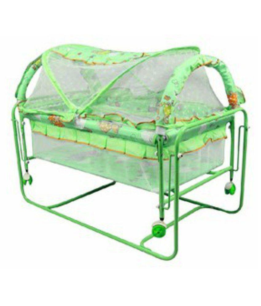 OH Baby BEAR CRADLE (Green) SE-JP-56