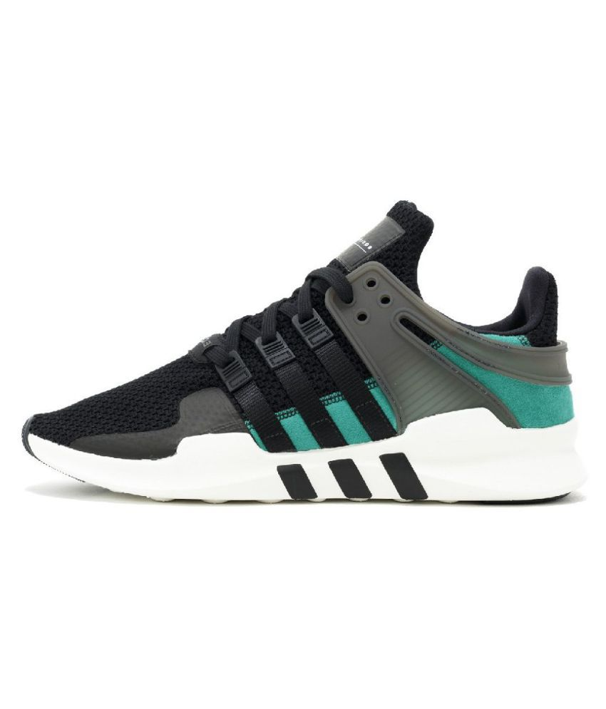 big sale 30f53 6ff17 Adidas EQT Support ADV Gray Running Shoes