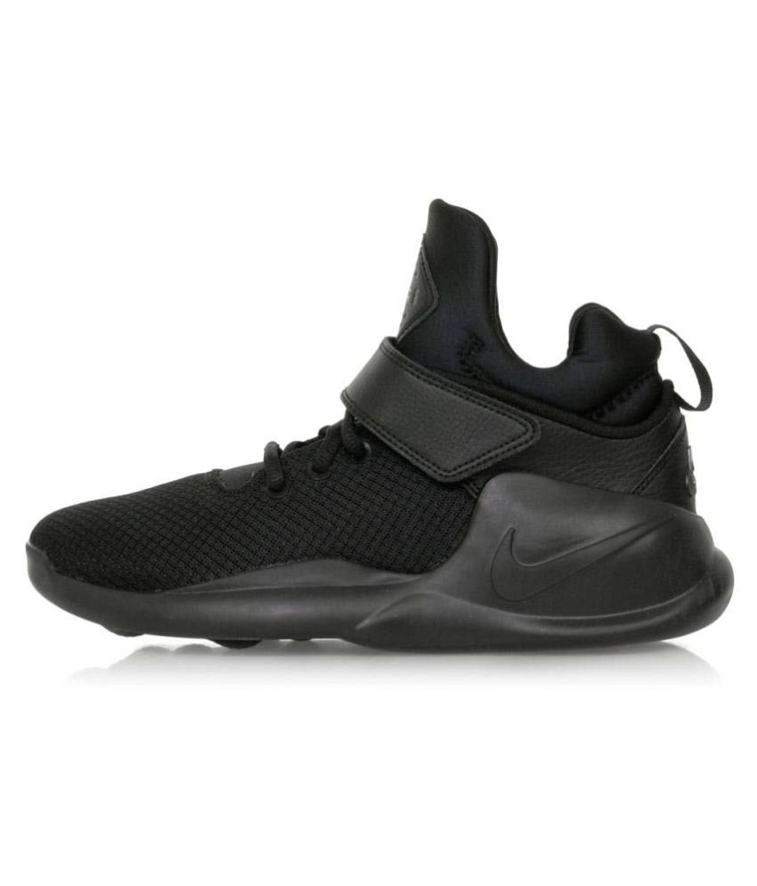 816d5175095 Nike Kwazi Black Running Shoes - Buy Nike Kwazi Black Running Shoes Online  at Best Prices in India on Snapdeal