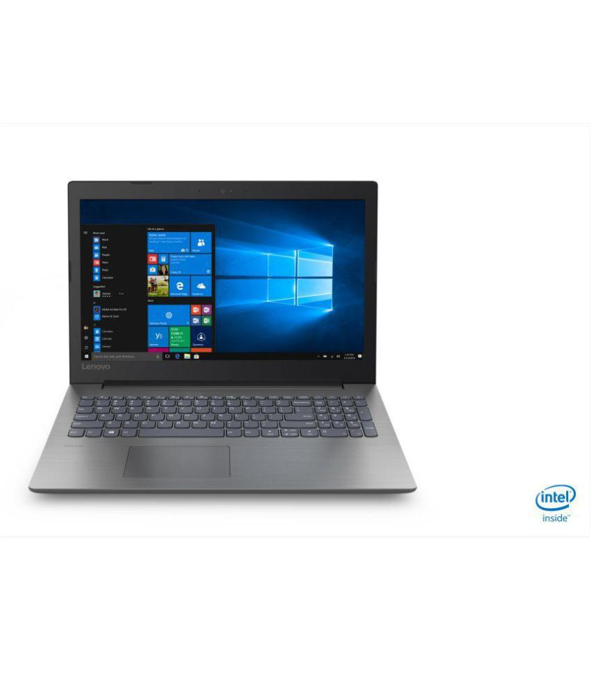 Lenovo 81D6007JIN ideapad APU Quad Core A6 1TB 4GB DOS 15.6 Inch integrated graphics