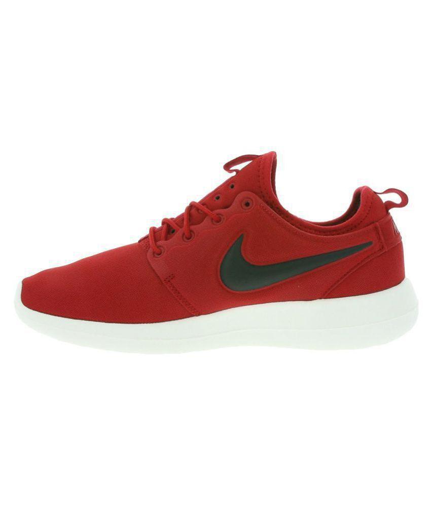 promo code abdd4 1581f Nike Roshe Two Red Running Shoes Nike Roshe Two Red Running Shoes ...