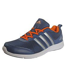 wholesale dealer f1c8a 96167 Quick View. Adidas YKING M Navy Running Shoes