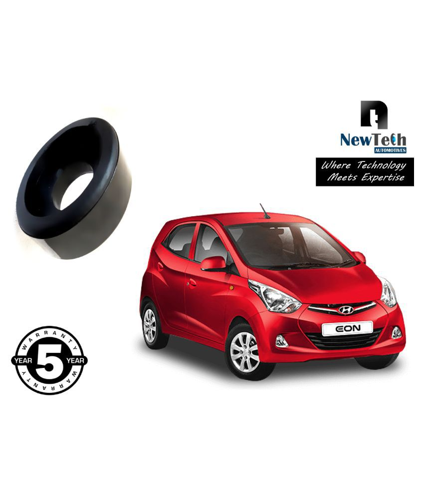 Hyundai Eon Ground Clearance Kit (Fits : Above Rear Coil Springs) Set of 2  Pcs, Front not Required with 5 Years Warranty