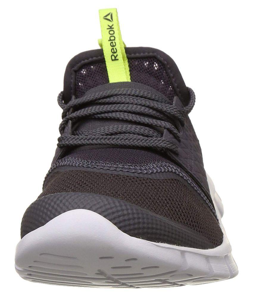 bc47cffdb37d Reebok REEBOK HURTLE RUNNER Gray Running Shoes - Buy Reebok REEBOK ...
