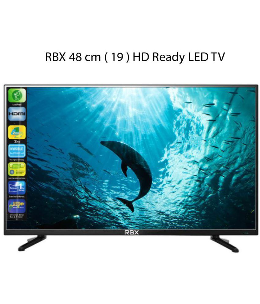 RBX RX1944HDR 48 cm ( 19 ) HD Ready (HDR) LED Television