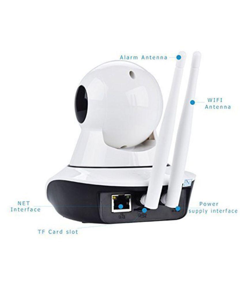 BT FASHION CAMHI08 Wi-Fi Dome 1280 x 720 Camera