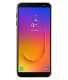 Samsung Galaxy J6 ( 64GB , 4 GB ) Gold