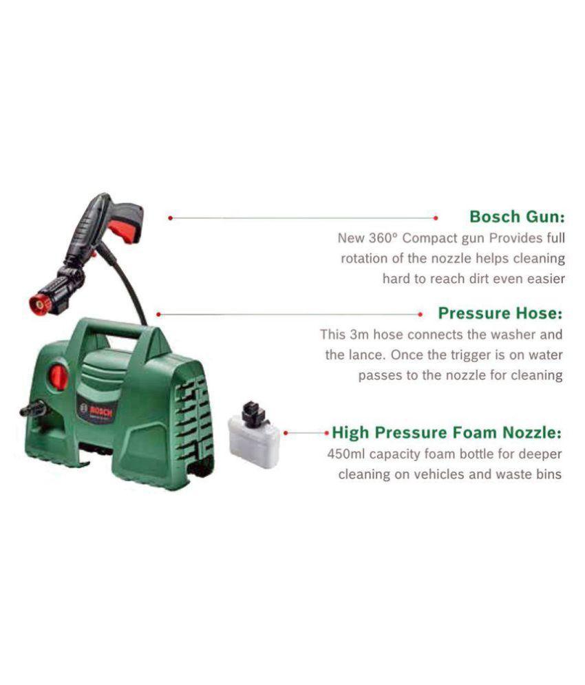 Bosch Aquatek100 Home Car Pressure Washer Buy Bosch