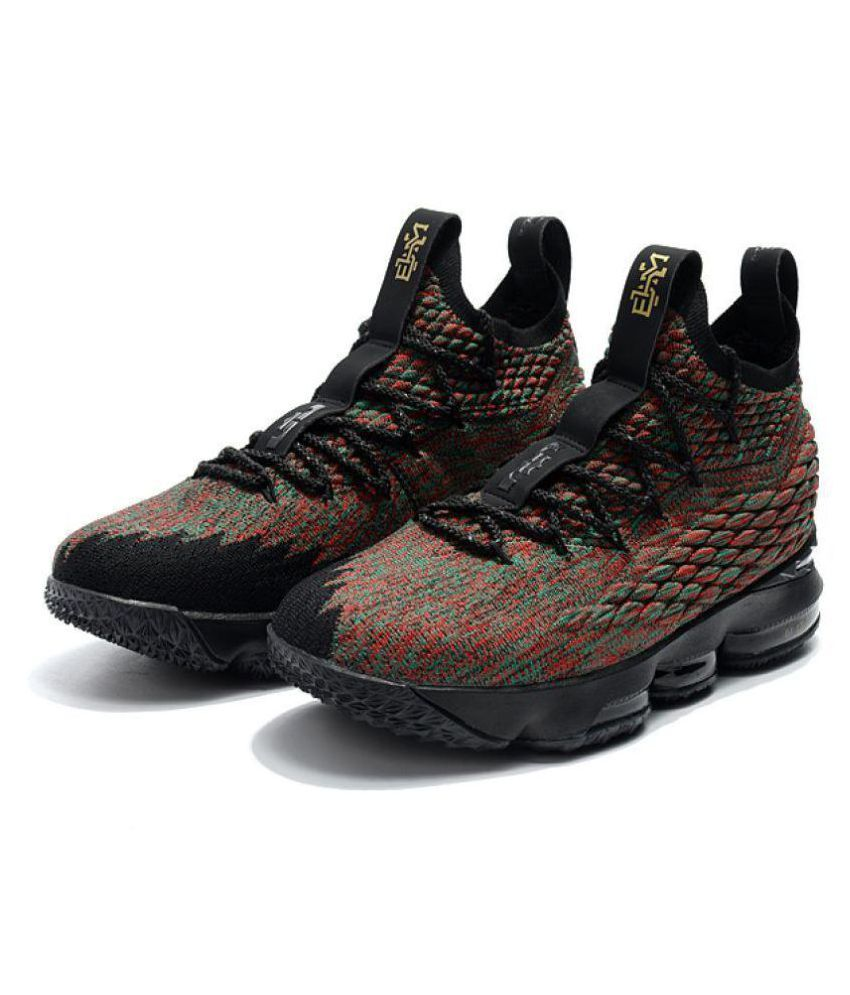 1aaafa1adf42 Nike lebron 15 EP Multi Color Basketball Shoes - Buy Nike lebron 15 ...