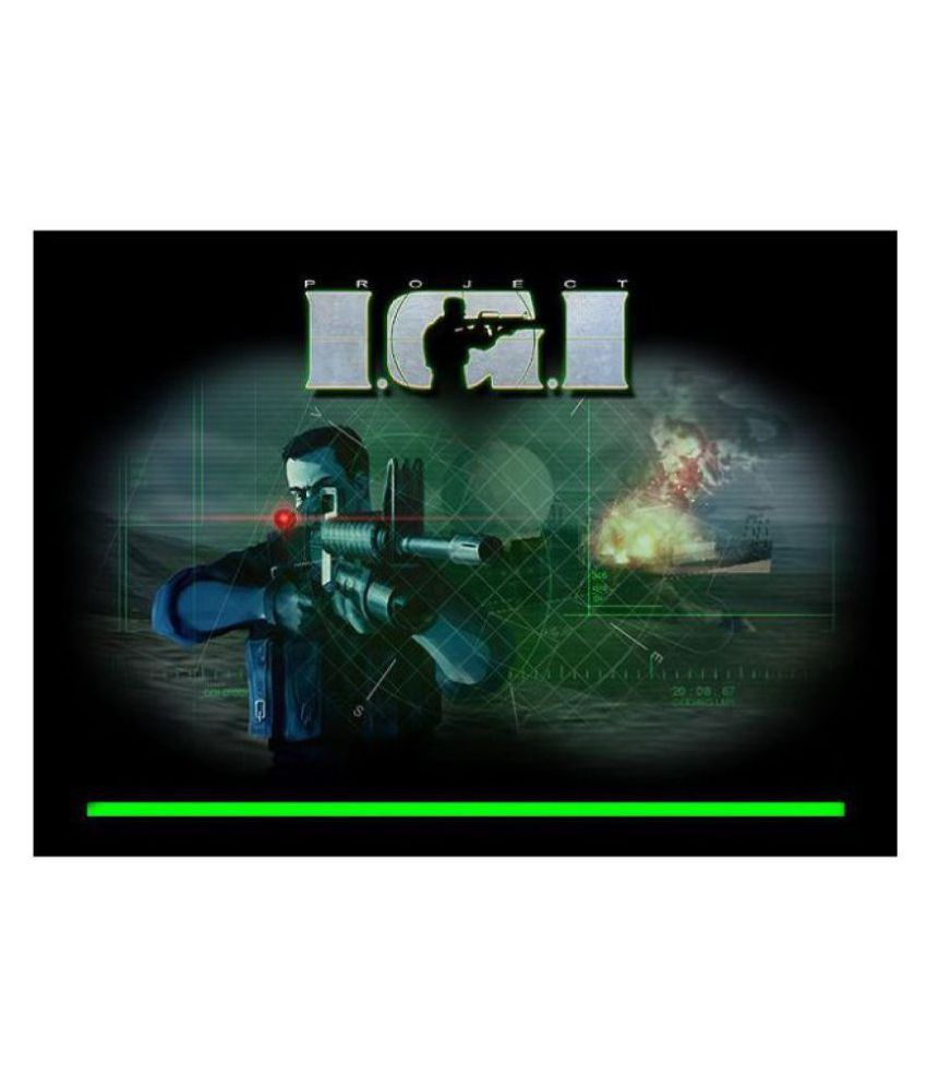 PROJECT I G I ( PC Game )