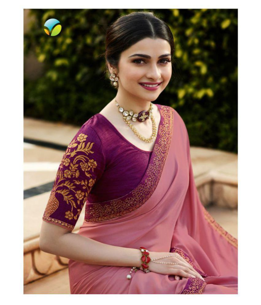 46c82bd71b4f39 LAXMIPATI FASHION Red and Pink Paper Silk Saree - Buy LAXMIPATI FASHION Red  and Pink Paper Silk Saree Online at Low Price - Snapdeal.com