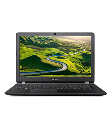Acer E Series ES1-523-20DG Notebook AMD APU E1 4 GB 39.62cm(15.6) Linux Not Applicable Black