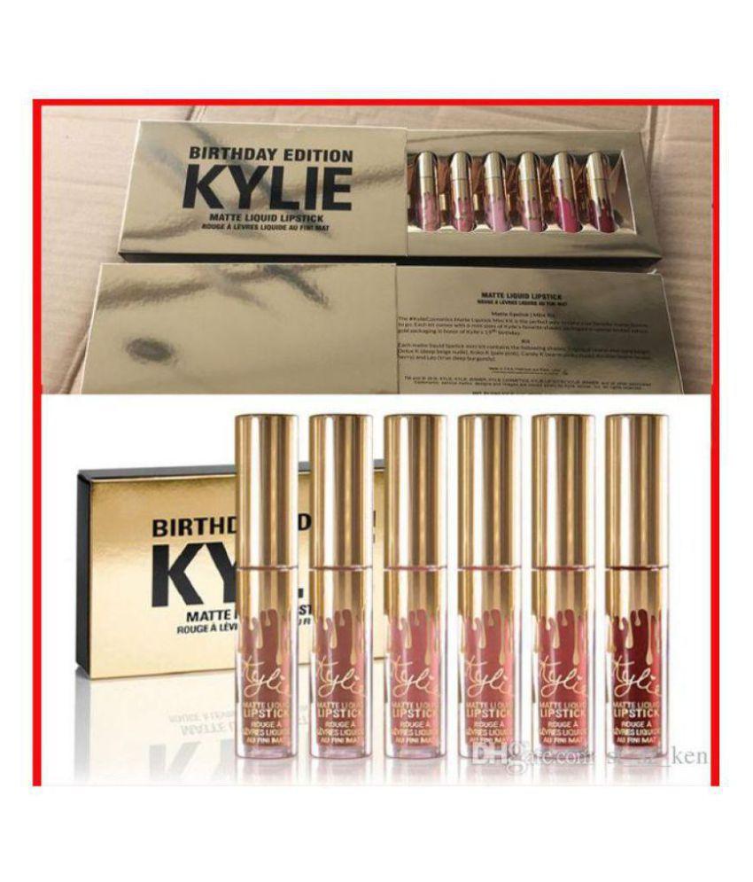 Kylie Cosmetics Naked Matte Liquid Lipstick Dupes