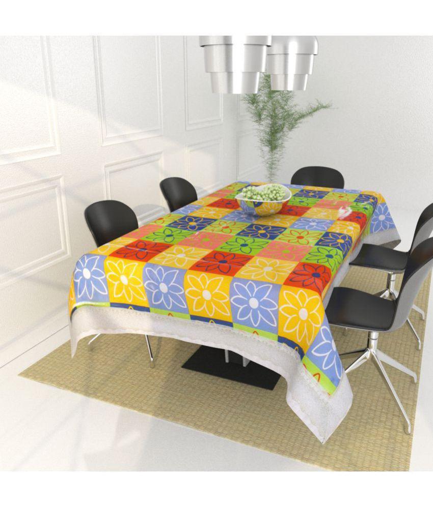 DIZEN STAR 4 Seater Plastic Single Table Covers