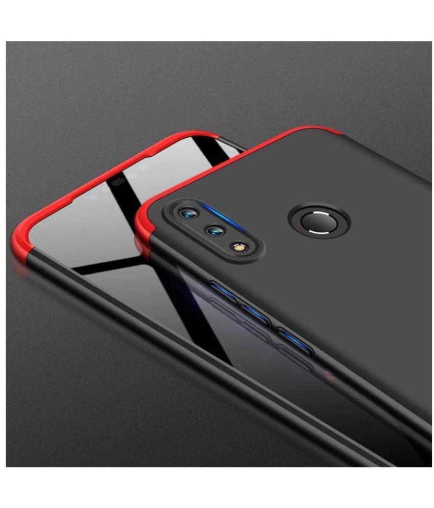 Huawei Nova 3i Hybrid Covers JMA - Red Original Gkk 360° Protection Slim  Case