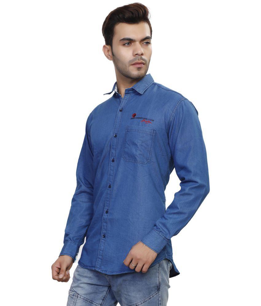 WDS Cotton Blend Shirt